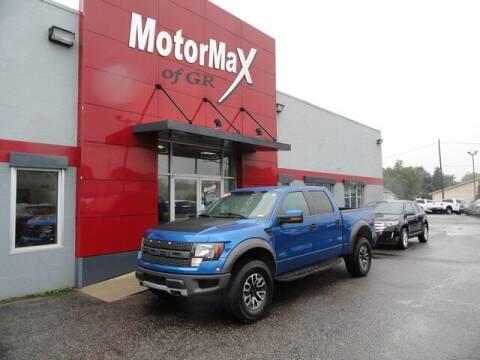 2012 Ford F-150 for sale at MotorMax of GR in Grandville MI