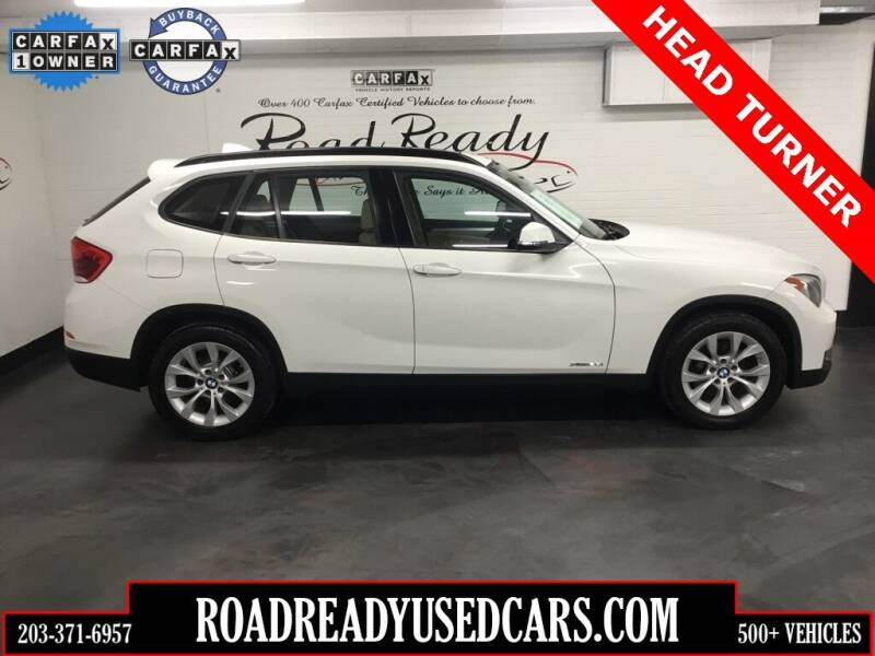 2014 BMW X1 for sale at Road Ready Used Cars in Ansonia CT