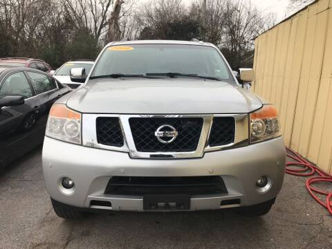 2009 Nissan Armada for sale at Limited Auto Sales Inc. in Nashville TN