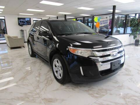 2012 Ford Edge for sale at Dealer One Auto Credit in Oklahoma City OK