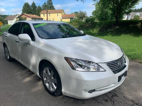 2007 Lexus ES 350 for sale at Trocci's Auto Sales in West Pittsburg PA
