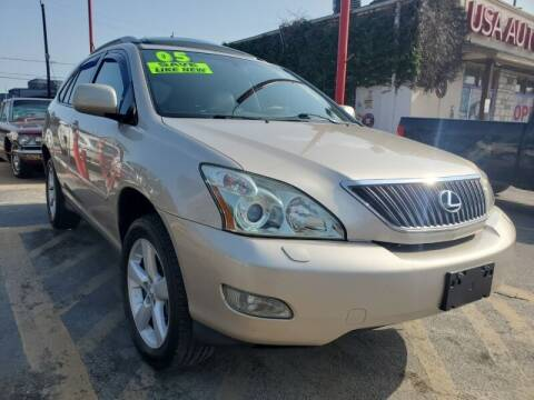 2007 Lexus RX 350 for sale at USA Auto Brokers in Houston TX