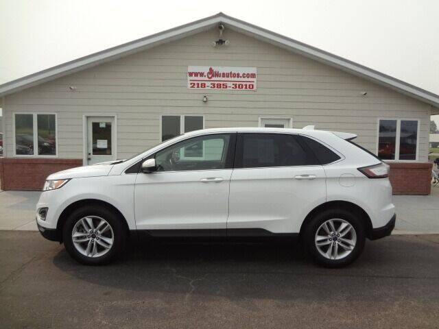 2018 Ford Edge for sale at GIBB'S 10 SALES LLC in New York Mills MN