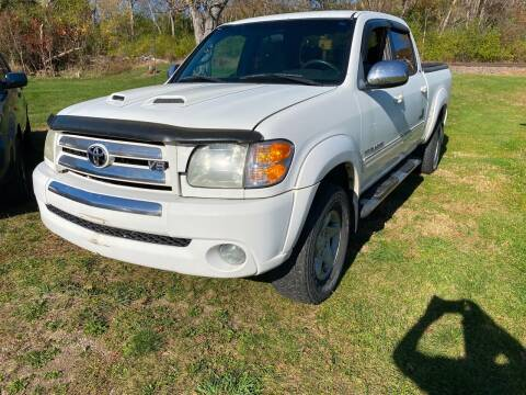 2004 Toyota Tundra for sale at Richard C Peck Auto Sales in Wellsville NY