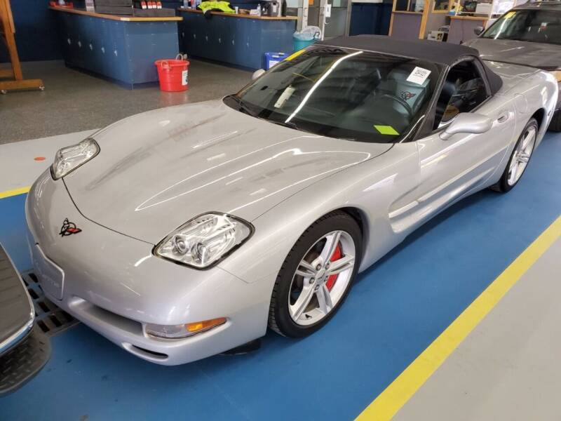 1998 Chevrolet Corvette for sale at Franklyn Auto Sales in Cohoes NY