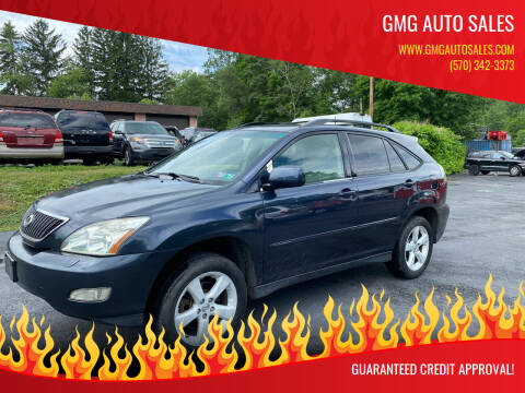 2004 Lexus RX 330 for sale at GMG AUTO SALES in Scranton PA