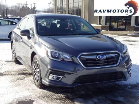 2018 Subaru Legacy for sale at RAVMOTORS 2 in Crystal MN
