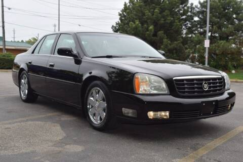 2004 Cadillac DeVille for sale at NEW 2 YOU AUTO SALES LLC in Waukesha WI