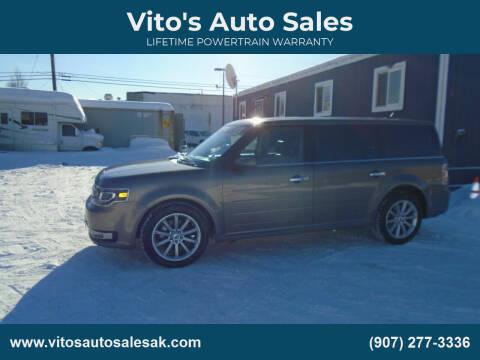 2013 Ford Flex for sale at Vito's Auto Sales in Anchorage AK