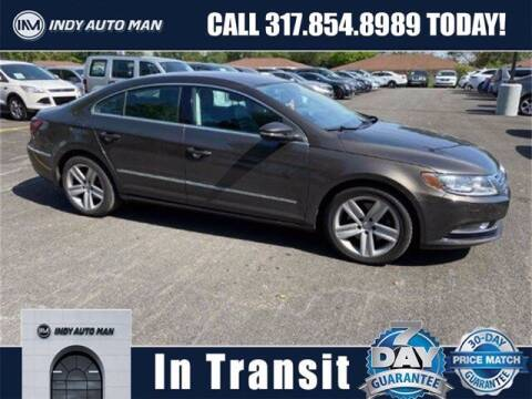 2013 Volkswagen CC for sale at INDY AUTO MAN in Indianapolis IN