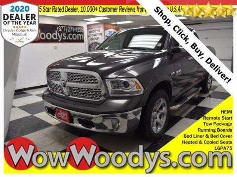 2016 RAM Ram Pickup 1500 for sale at WOODY'S AUTOMOTIVE GROUP in Chillicothe MO