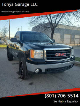 2008 GMC Sierra 1500 for sale at Tonys Garage LLC in Murray UT