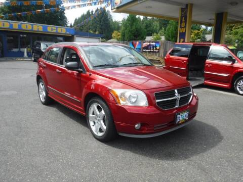 2007 Dodge Caliber for sale at Brooks Motor Company, Inc in Milwaukie OR