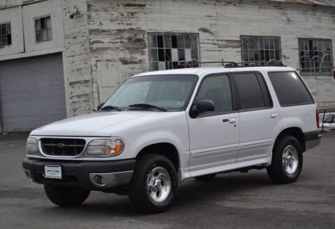 1999 Ford Explorer for sale at Skyline Motors Auto Sales in Tacoma WA