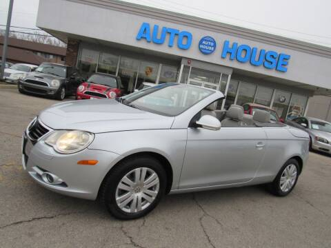 2008 Volkswagen Eos for sale at Auto House Motors in Downers Grove IL