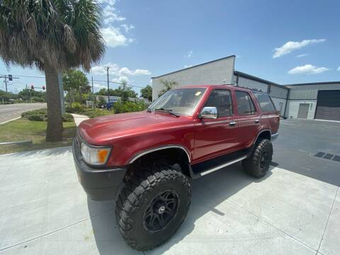 1994 Toyota 4Runner for sale at Bay City Autosales in Tampa FL