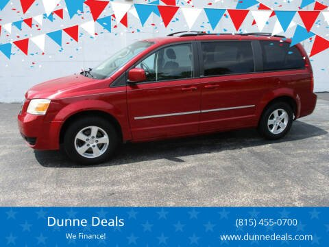 2010 Dodge Grand Caravan for sale at Dunne Deals in Crystal Lake IL