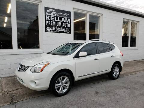 2013 Nissan Rogue for sale at Kellam Premium Auto Sales & Detailing LLC in Loudon TN