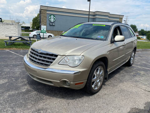 2007 Chrysler Pacifica for sale at McNamara Auto Sales - Dover Lot in Dover PA
