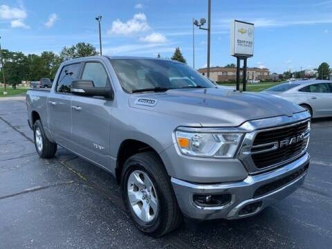 2019 RAM Ram Pickup 1500 for sale at Dunn Chevrolet in Oregon OH