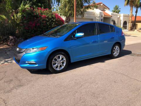 2010 Honda Insight for sale at Arizona Hybrid Cars in Scottsdale AZ