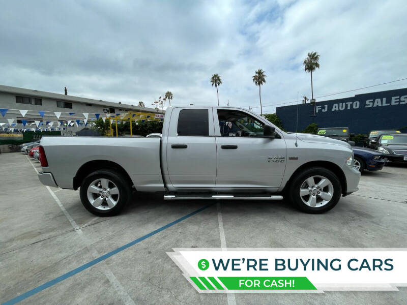 2014 RAM Ram Pickup 1500 for sale at Good Vibes Auto Sales in North Hollywood CA