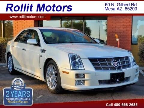 2008 Cadillac STS for sale at Rollit Motors in Mesa AZ
