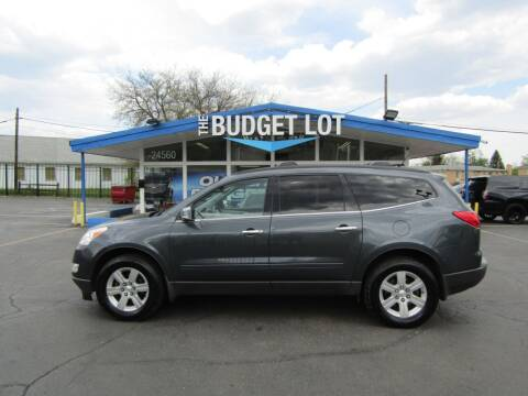 2011 Chevrolet Traverse for sale at THE BUDGET LOT in Detroit MI