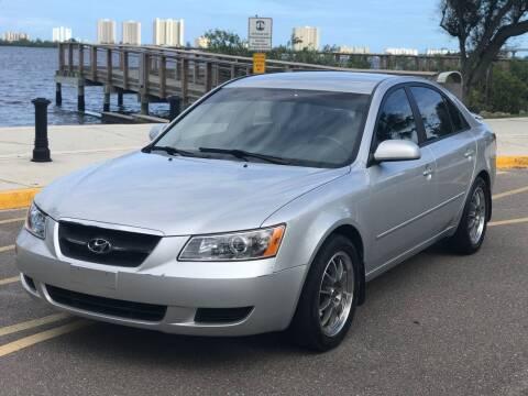 2006 Hyundai Sonata for sale at Orlando Auto Sale in Port Orange FL