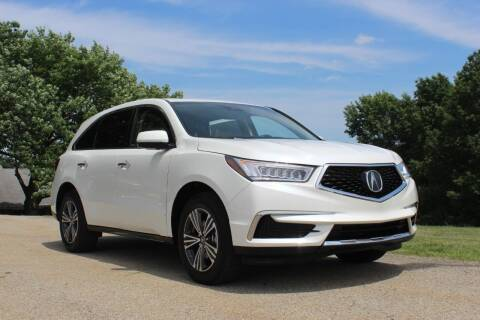 2018 Acura MDX for sale at Harrison Auto Sales in Irwin PA