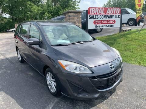 2014 Mazda MAZDA5 for sale at Ibral Auto in Milford OH