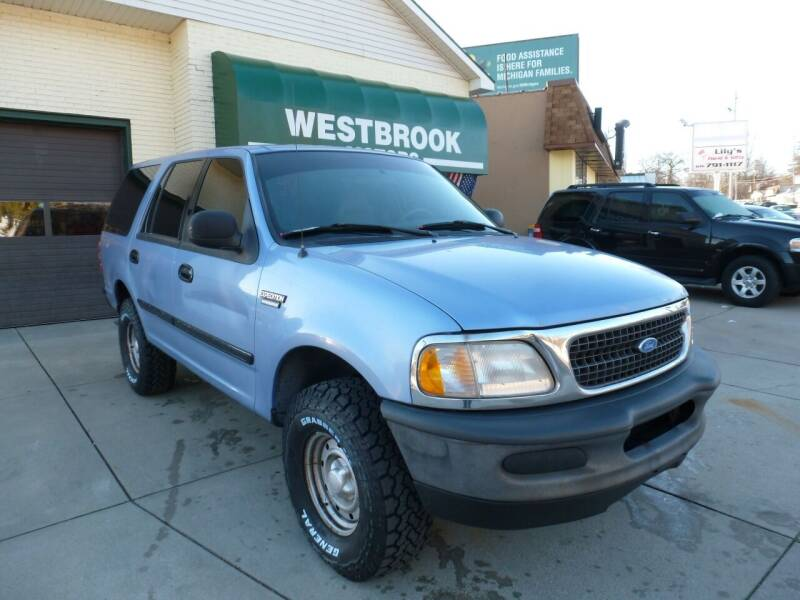 1997 Ford Expedition for sale at Westbrook Motors in Grand Rapids MI