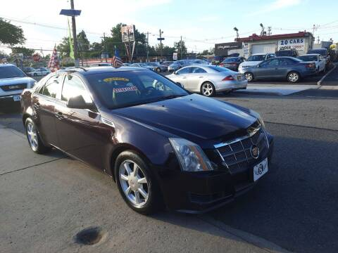 2008 Cadillac CTS for sale at K & S Motors Corp in Linden NJ