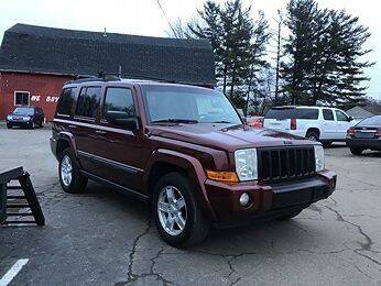 2007 Jeep Commander for sale at Ram Auto Sales in Gettysburg PA