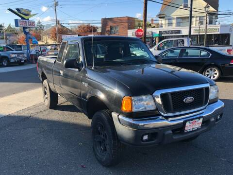 2004 Ford Ranger for sale at Bel Air Auto Sales in Milford CT