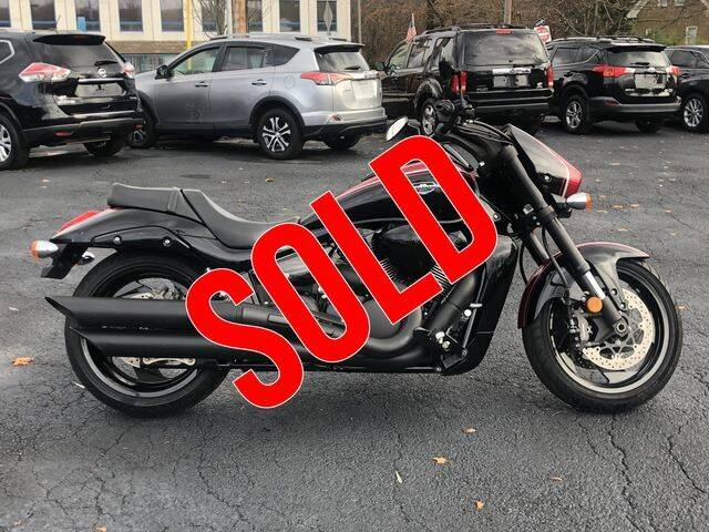 2015 Suzuki M109R BOSS for sale at All Star Auto  Cycle in Marlborough MA