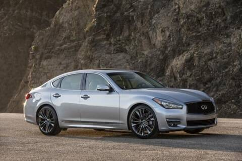 2021 Infiniti Q70 for sale at Xclusive Auto Leasing NYC in Staten Island NY