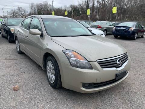 2009 Nissan Altima for sale at Super Wheels-N-Deals in Memphis TN