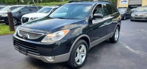 2011 Hyundai Veracruz for sale at GEORGIA AUTO DEALER, LLC in Buford GA