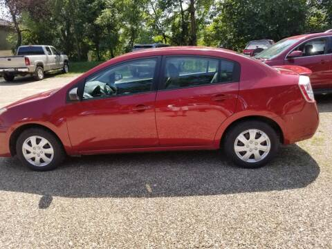 2011 Nissan Sentra for sale at Action Auto Sales in Parkersburg WV