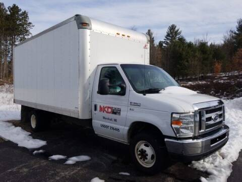 2014 Ford E-Series Chassis for sale at Drivers Choice Auto & Truck in Fife Lake MI
