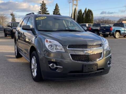 2013 Chevrolet Equinox for sale at Betten Baker Preowned Center in Twin Lake MI