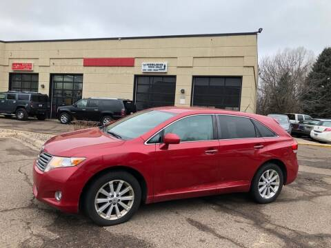 2009 Toyota Venza for sale at Fleet Automotive LLC in Maplewood MN