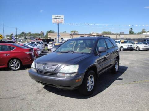 2002 Lexus RX 300 for sale at A&S 1 Imports LLC in Cincinnati OH
