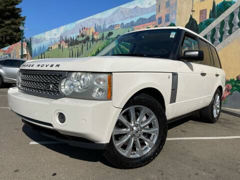 2008 Land Rover Range Rover for sale at Star One Motors in Hayward CA