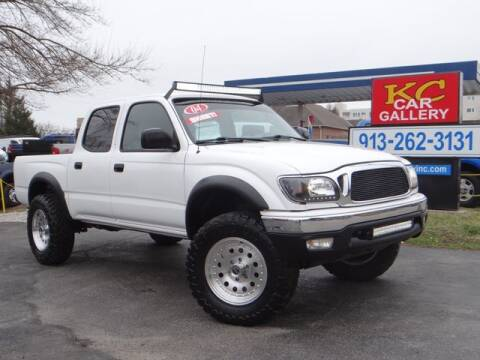 2004 Toyota Tacoma for sale at KC Car Gallery in Kansas City KS