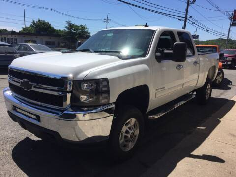 2014 Chevrolet Silverado 2500HD for sale at 222 Newbury Motors in Peabody MA