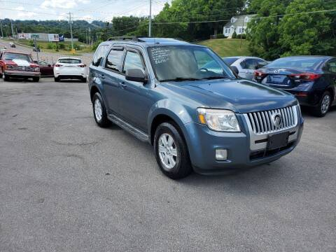 2011 Mercury Mariner for sale at DISCOUNT AUTO SALES in Johnson City TN
