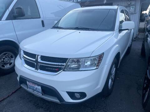 2016 Dodge Journey for sale at Real Deal Cars in Everett WA