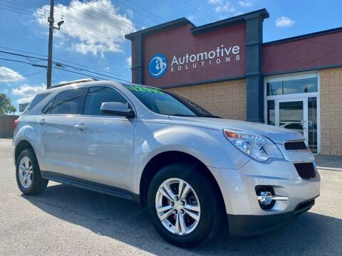 2015 Chevrolet Equinox for sale at Automotive Solutions in Louisville KY